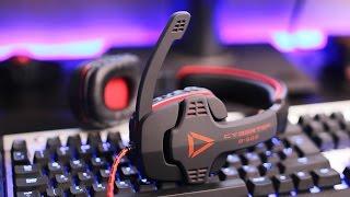 CyberTek G500 Обзор. Игровая гарнитура для непритязательных геймеров