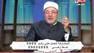 «الجندي»: عند اختلاف أراء علماء الدين «نستفتي قلوبنا».. (فيديو)