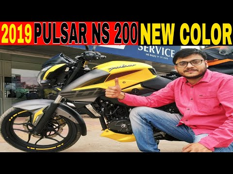 2019 Pulsar NS 200 ABS|Bright Yellow|Full Review|Braking Test|Specification|Mileage|Price