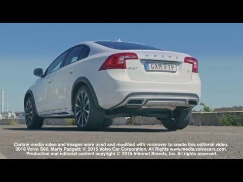 2016 Volvo S60 Video Review