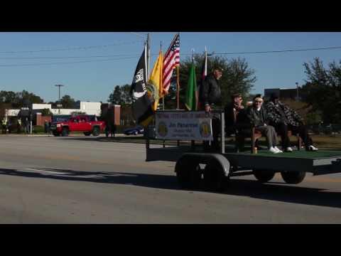 2016 Veterans Day Parade B-Roll