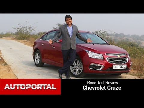 Exclusive 2016 Chevrolet Cruze Test Drive Review - Auto Portal