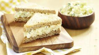 Cabbage Sandwiches