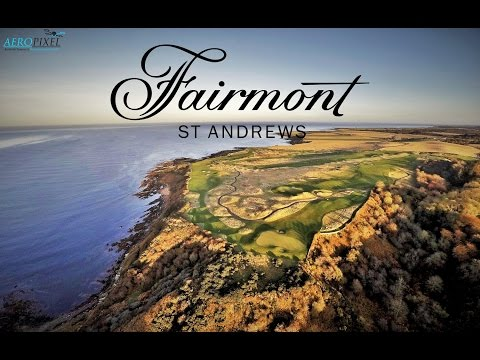 Fairmont - St Andrews Bay Golf, Promotional Video