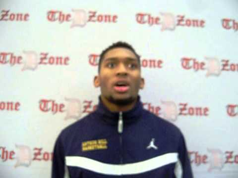 Interview with Saginaw Arthur Hill 2017 DE/WR/TE Willie Rodgers