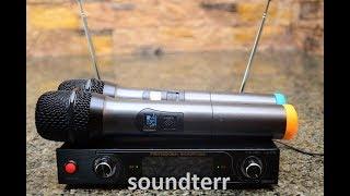 Радио микрофон LX-800. Тест-сравнение, чувствительность или почему лучше купить у меня!