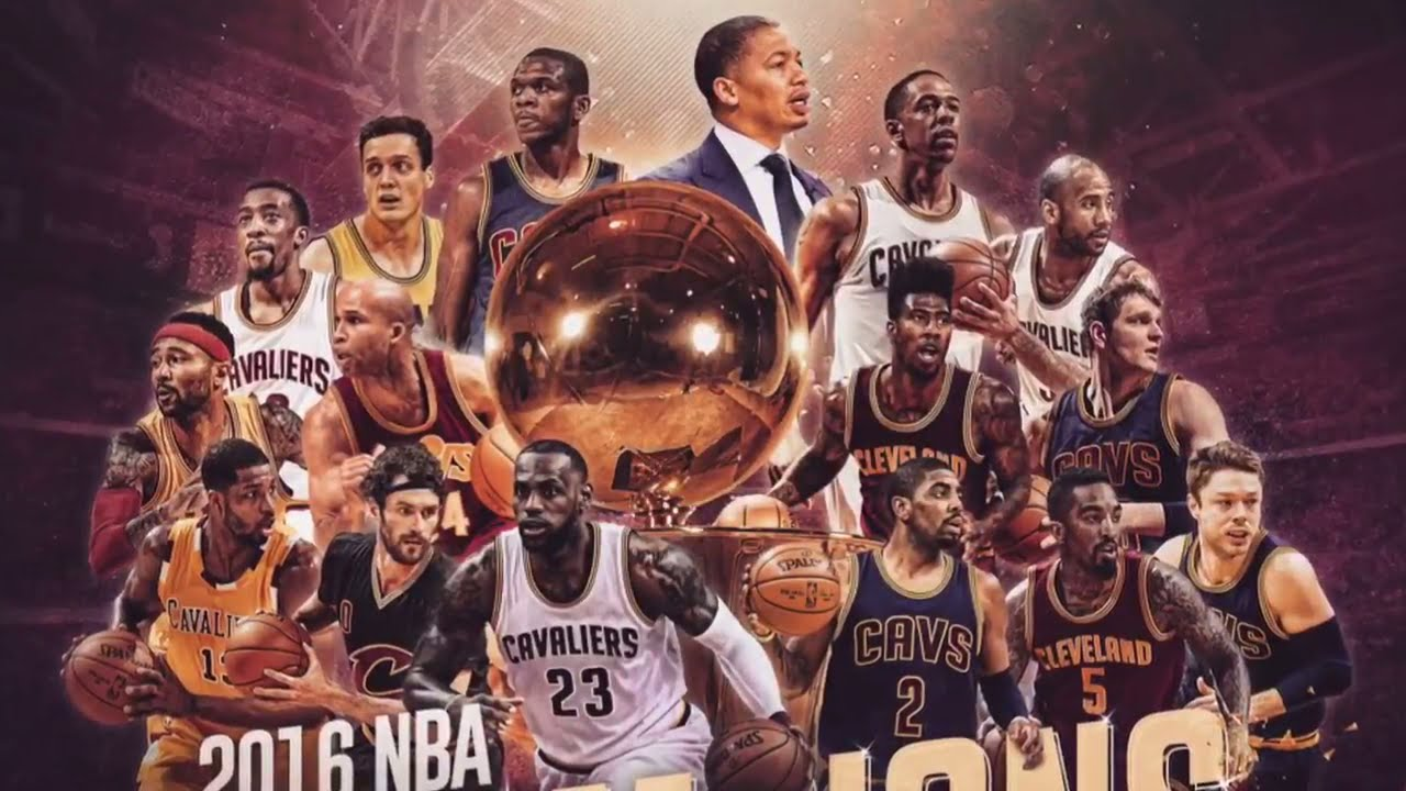 """Cleveland Cavaliers 2017 Hype Mix - """"Defend The Land"""" ᴴᴰ ..."""