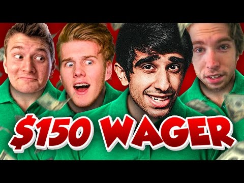 GOLF WITH  FRIENDS $150 RANDOM SHAPE WAGER