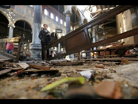 21 Killed In Coptic Christian Church Blast