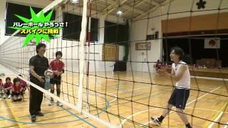 やろっさFUKUI「社南ジュニアバレーボール部」(2014年08月01日更新)