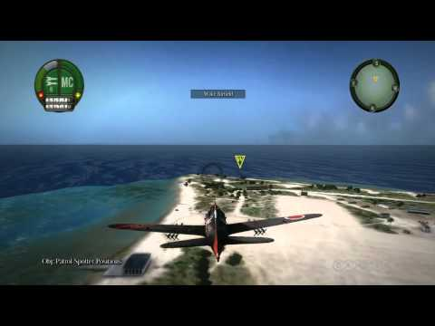 Scouting Mission - Damage Inc. Pacific Squadron WWII Gameplay