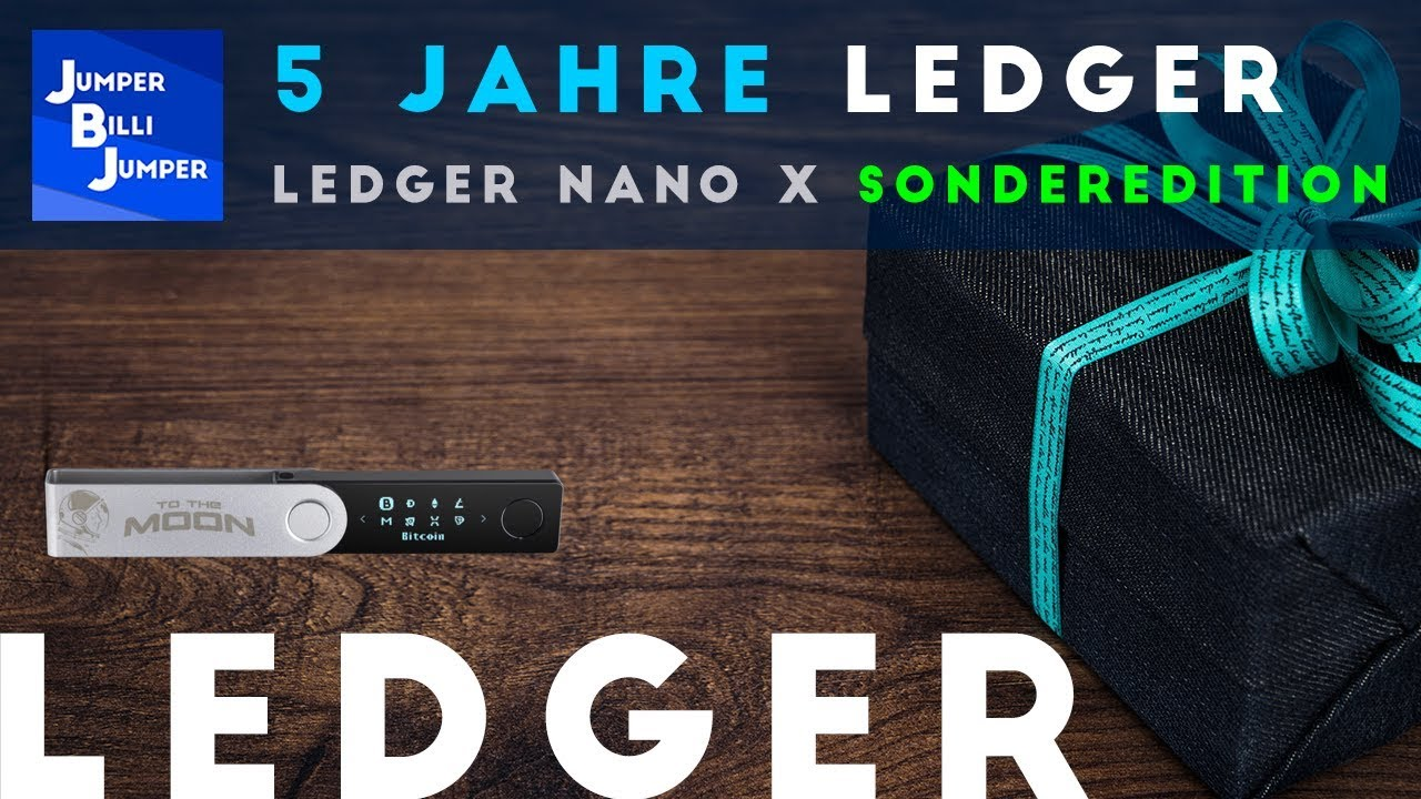 Ledger Deutsch