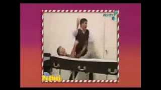 PEGADINHA EMPREGO NA FUNERARIA-2013-TE PEGUEI -REDE TV