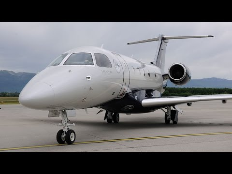 Coming to a Small Airport Near You: The Embraer Legacys – BJT