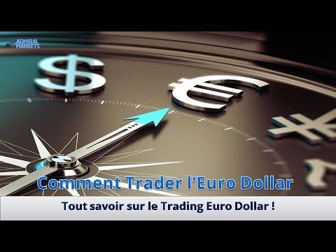 Comment Trader L'Euro Dollar En 2018