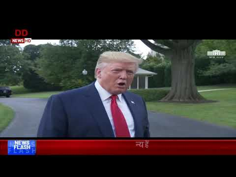 India gives strong message to US on Kashmir