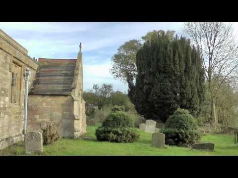 Steeple Gidding -- St Andrew's Church -- November 2013