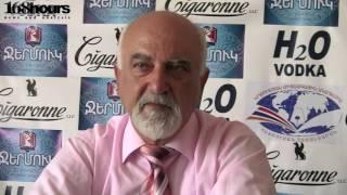 «Ցեղասպանության կեսից ավելին իրականացրել են ռուսները»  Պարույր Հայրիկյան