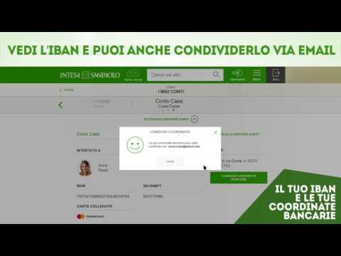 Consulta il saldo e i movimenti del conto - Internet banking Intesa Sanpaolo