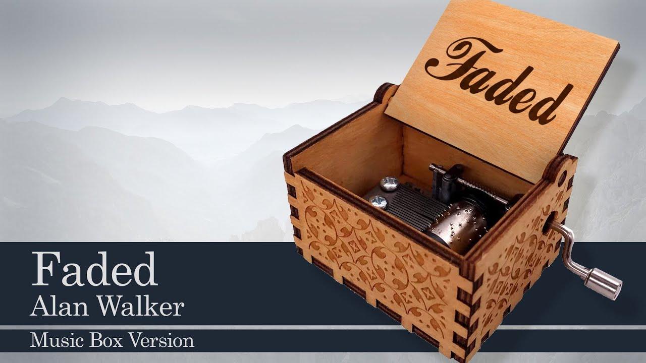 Faded (Music Box)   Alan Walker   POP MUSIC BOX