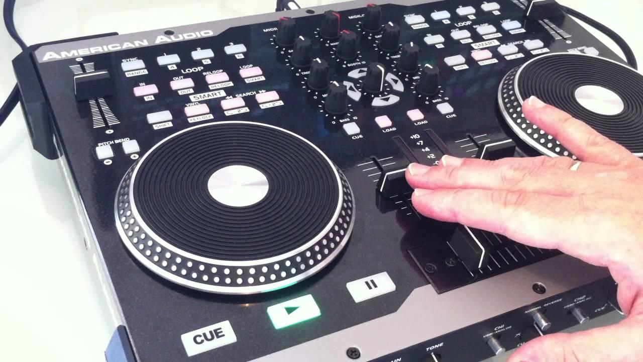 dj american audio vms2