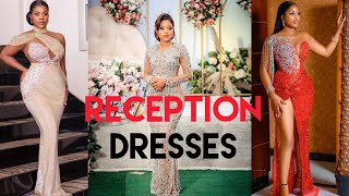 2021 Most Beautiful Reception Dresses|| Vol.3 Wedding Outfits For Brides || AFRICAN FASHION