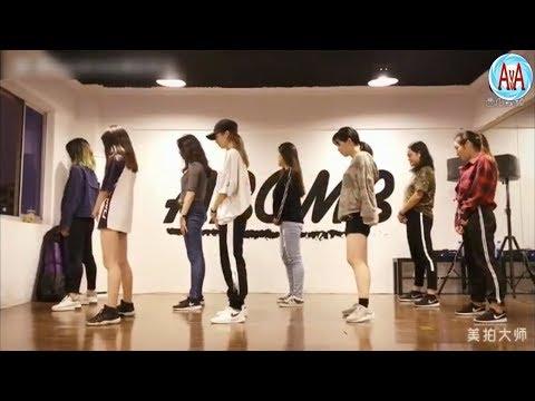"""เต้นปานามาสไตล์ที่กำลังนิยมของสาวๆ ชาวจีน""""Panama Dance""""Dance Ep.36"""