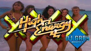 80s ENERGY DISCO MIX  by DJ GABY MIXERS