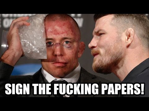 GSP GETTING COLD FEET!?!?!?