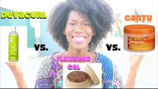 define 4a 4b hair   flax seed gel vs cantu vs deva curl   kashtv