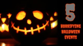 The 5 MOST Horrifying Halloween Events - GloomyHouse