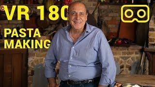 How to Make Pasta | VR180丨Gennaro Contaldo | Part 1