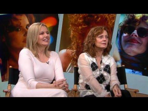 &39;Thelma & Louise&39; 25th Reunion on &39;GMA&39;
