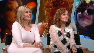 'Thelma & Louise' 25th Reunion on 'GMA'