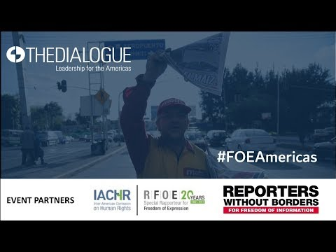 Freedom of Expression in the Americas: Persistent Threats and Emerging Challenges