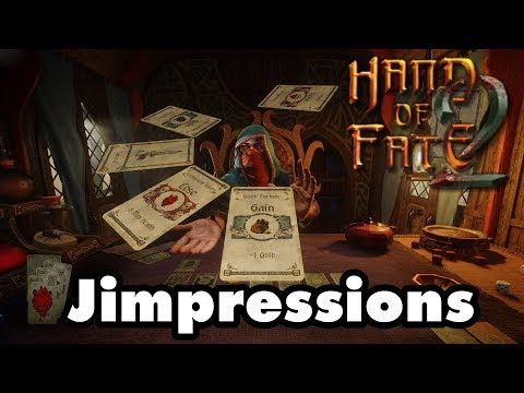 Hand Of Fate 2 - Card Rock Cafe (Jimpressions)
