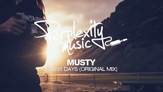 Musty - Sunny Days (Original Mix) [PMW011]
