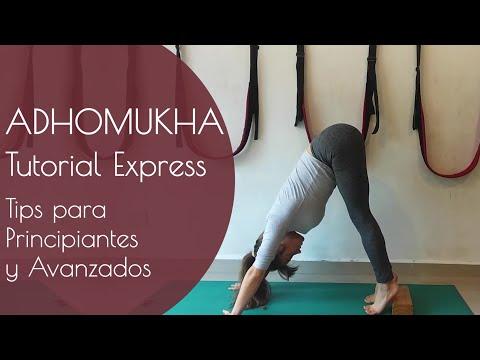 Adho Mukha Svanasana: Tips para principiantes y avanzados