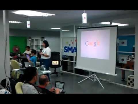 Awarding - Global Android DevCamp Manila 2012