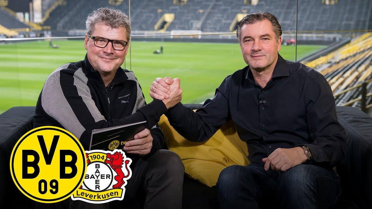 Sportliche Analyse | Michael Zorc im Feiertagsmagazin | BVB - Bayer Leverkusen
