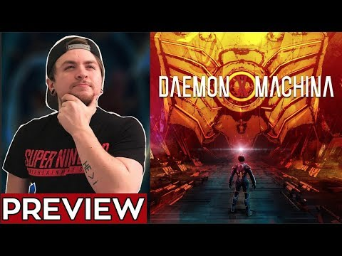 Daemon X Machina Is BETTER Than You Think!