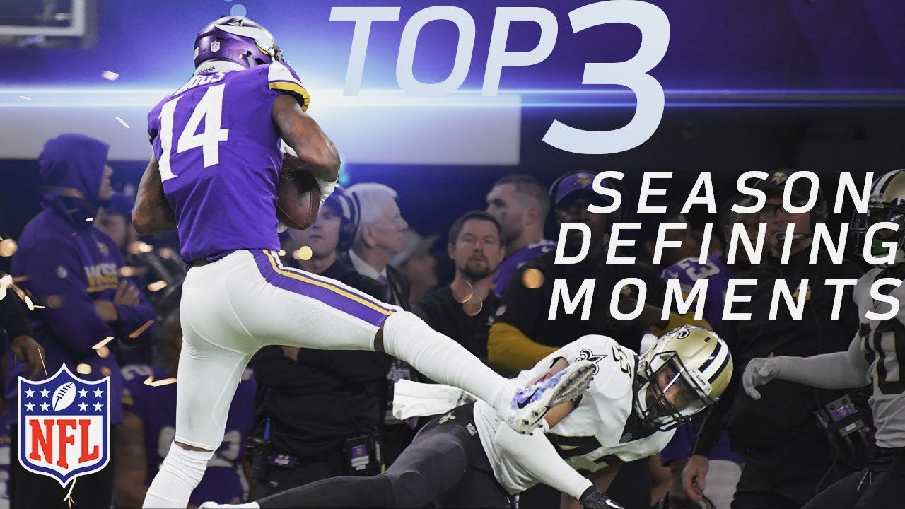 Top 3 Season-Defining Moments on the Road to Super Bowl LII for Final 4  Teams  326873d3b