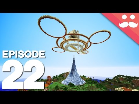 Hermitcraft 4: Episode 23 - Beam Project...