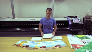 Печать баннеров: виды баннерной ткани и качество печати(, 2014-06-09T02:17:19.000Z)