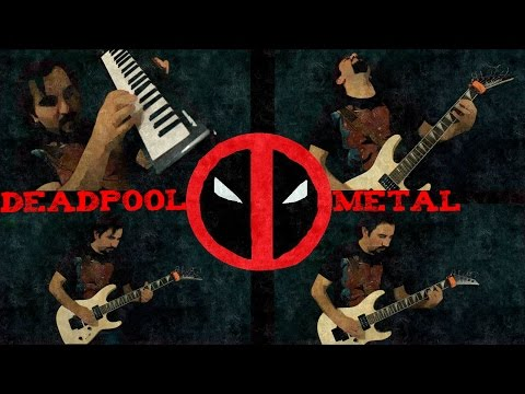 Deadpool Goes Metal !!! - Angel Of The Morning
