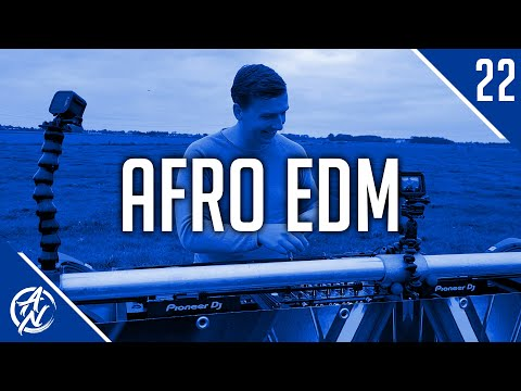 Afro EDM Mix 2021   #22   The Best of Afro House 2021 by Adr