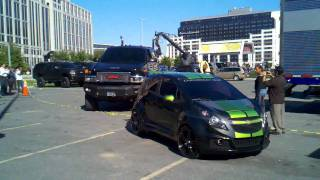 Transformers 3 in Washington DC 2