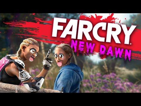 Far Cry New Dawn - FAR CRY 5 EN PLUS NUL