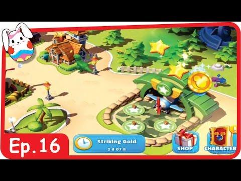 Toy Soldiers Parachute Drop - Disney Magic Kingdoms - Gameplay Walkthrough Part 16 - Level 16