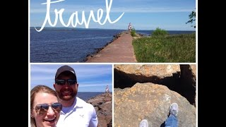Travel fun in Duluth, Minnesota and Superior, Wisconsin
